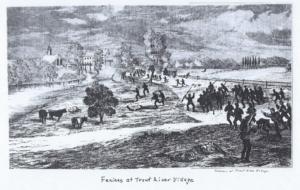 Fenians At Trout River Village