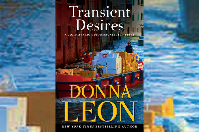 "#1707: Donna Leon ""Transient Desires"" 