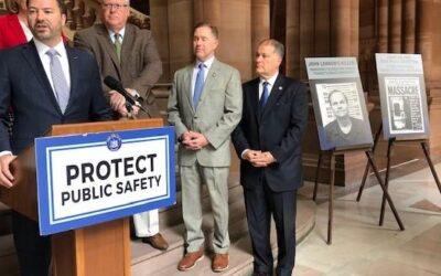 #2123: NY GOP Lawmakers Push Back Against Criminal Justice Reforms | The Legislative Gazette