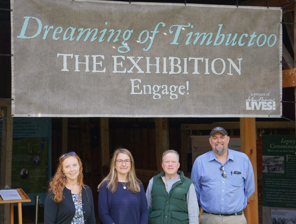 Dreaming of Timbuctoo Exhibit