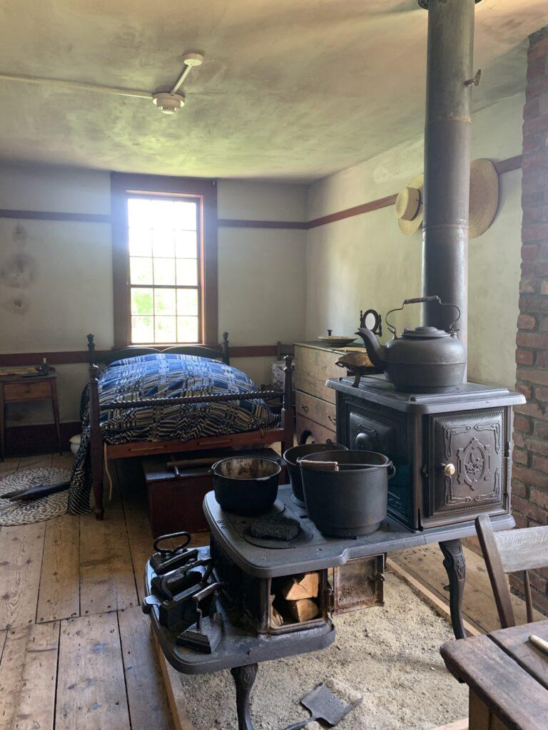 John Brown Farmhouse