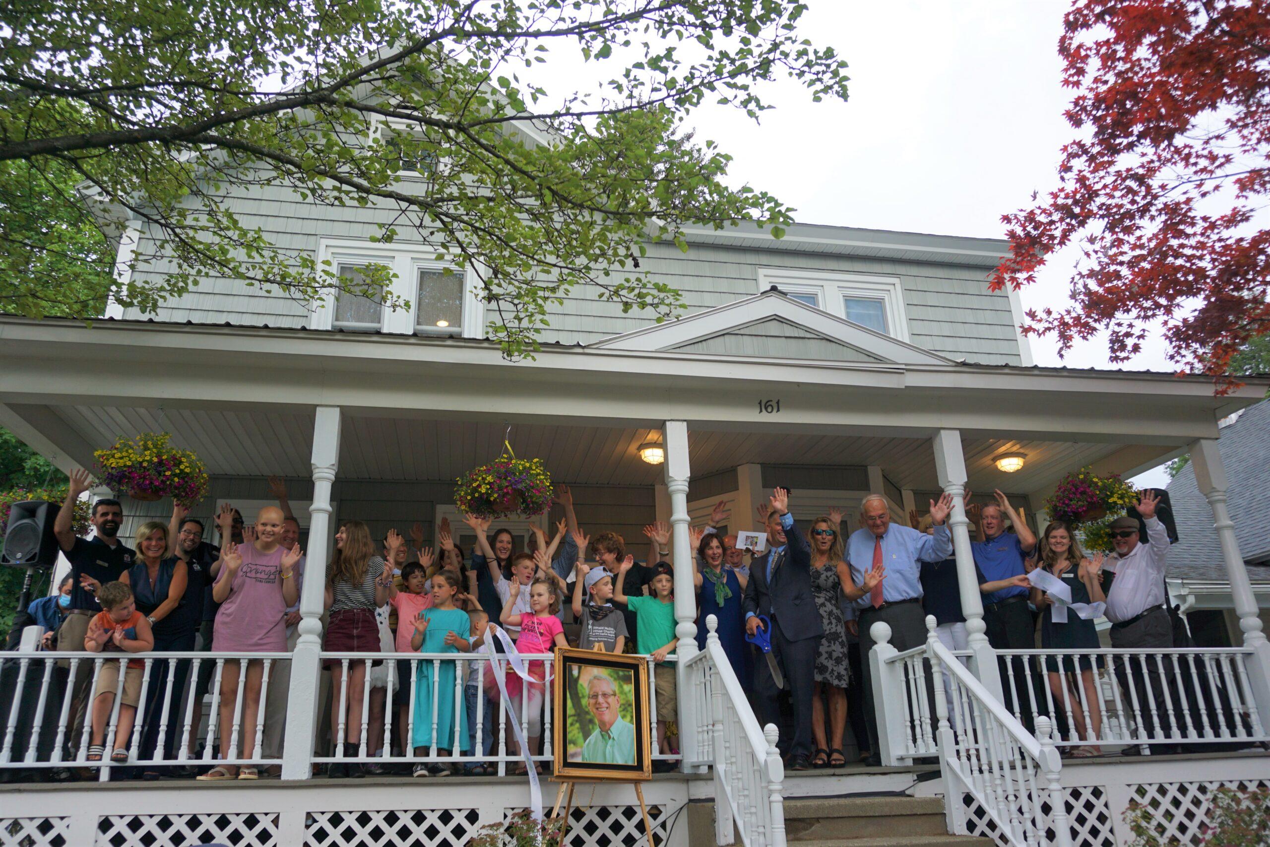 Family Retreat at Krantz Cottage
