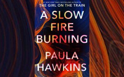 "#1730: Paula Hawkins ""A Slow Fire Burning"" | The Book Show"